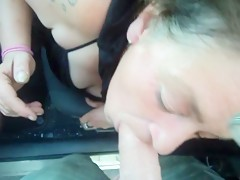 Kadys Blowjob and Lick