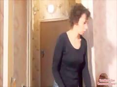 Capuccine masturbating donkey