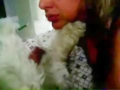 Dos canes para ella