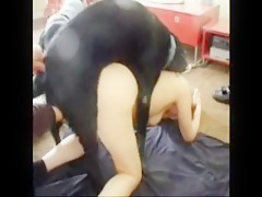 small dick fuck her cute pussy